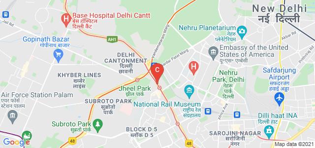 Atma Ram Sanatan Dharma College, Dhaula Kuan Enclave I, Dhaula Kuan, New Delhi, Delhi, India