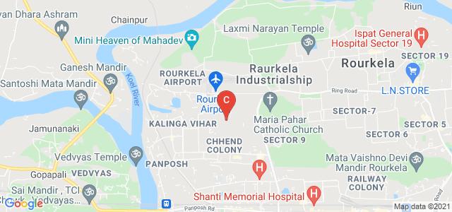 Biju Patnaik University of Technology, Chhend Colony, Rourkela, Odisha, India