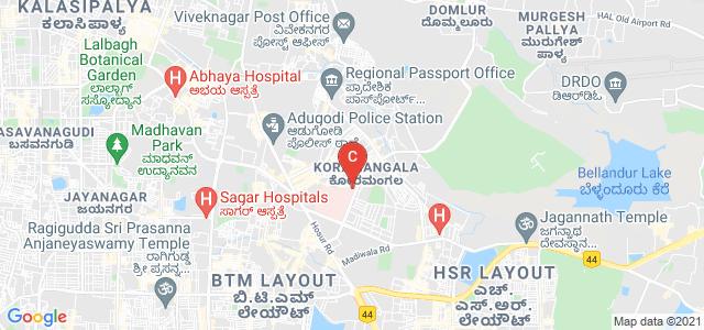St Johns Medical College Rd, John Nagar, Koramangala, Bengaluru, Karnataka, India