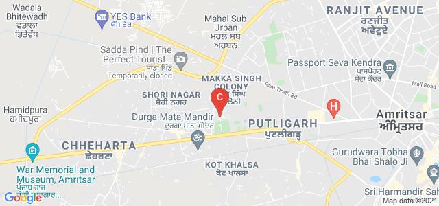 Guru Nanak Dev University, Amritsar, Punjab, India