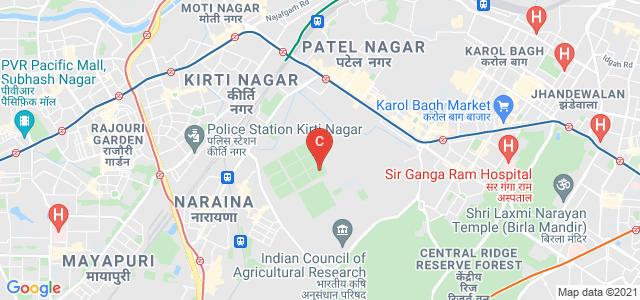 Indian Agricultural Research Institute, New Delhi, Delhi, India