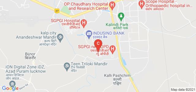 Sanjay Gandhi Postgraduate Institute of Medical Sciences, Lucknow, Uttar Pradesh, India