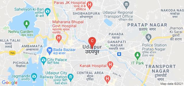 Mohanlal Sukhadia University, Ayad, Shakti Nagar, Udaipur, Rajasthan, India