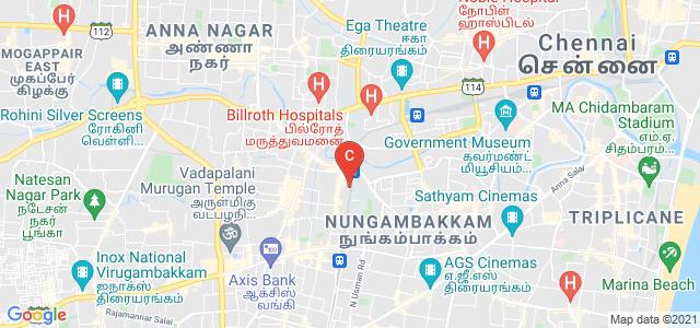 Bridge Academy, 5th Street, Sowrashtra Nagar, Choolaimedu, Chennai, Tamil Nadu, India