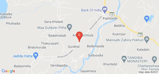 Kaptipada College, Nuasahi, Nuasahi, Odisha, India