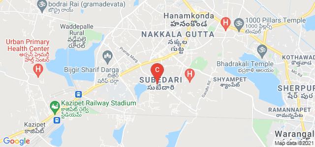 Subedari, Hanamkonda, Warangal, Telangana, India