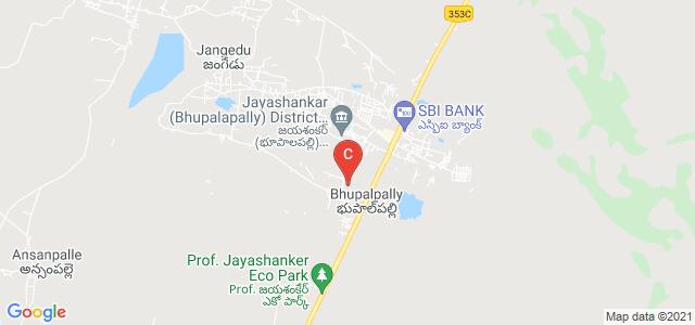 Bhupalpally, Telangana, India