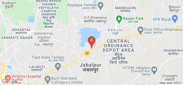 Jabalpur Engineering College, Gokulpur, Jabalpur, Madhya Pradesh
