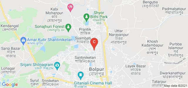 Visva-Bharati University, Santiniketan, West Bengal, India