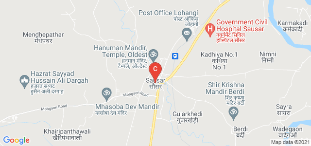 Sausar, Chhindwara, Madhya Pradesh 480106, India