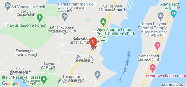 Shiv Nadar University Chennai, Old Mahabalipuram Road, Kalavakkam, Tamil Nadu, India