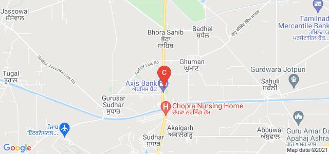G.H.G. Khalsa College, Gurusar Sadhar, Ludhiana, LUDHIANA, Punjab, India