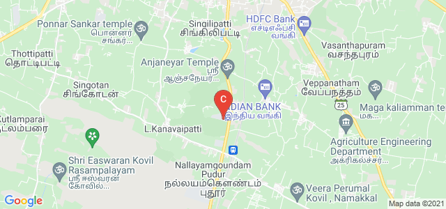 Trinity College for Women (Arts and Science), Namakkal, Tamil Nadu, India