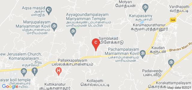 Vivekanandha Arts and Science College for Women, Mangarangampalayam, Tamil Nadu, India