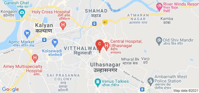 RAMCHAND KIMATRAM TALREJA COLLEGE OF ARTS, SCIENCE & COMMERCE., Chatrapati Shivaji Maharaj Chowk, Press Bazar, Ulhasnagar, Maharashtra, India