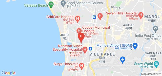 Shobhaben Pratapbhai Patel School Of Pharmacy & Technology Management, Navpada, Suvarna Nagar, Vile Parle West, Mumbai, Maharashtra, India