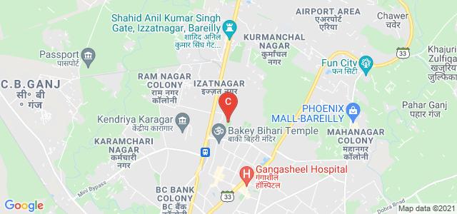 Indian Veterinary Research Institute, IVRI Road, Izatnagar, Bareilly, Uttar Pradesh, India