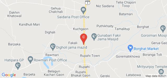 Rupahi College, Rupahi Town, Nagaon, Assam, India