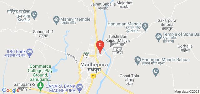 Thakur Prasad College, Madhepura, Bihar, India