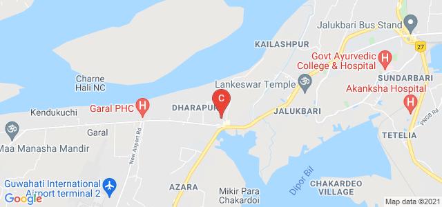 Paschim Guwahati Mahavidyalaya, Amrit Bharali Path, Dharapur, Guwahati, Assam, India