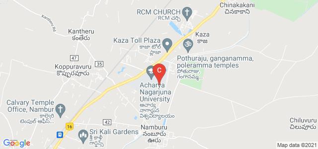 Acharya Nagarjuna University College of Pharmaceutical Sciences, Guntur, Andhra Pradesh, India