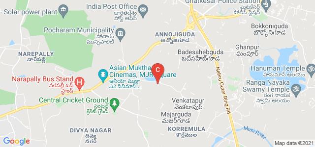 Anurag Group of Institutions, Hyderabad, Telangana, India