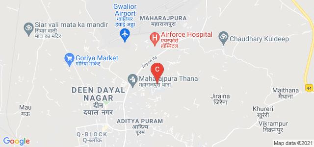 Amity University Gwalior, Opposite Airport, Maharajpura, Gwalior, Madhya Pradesh, India