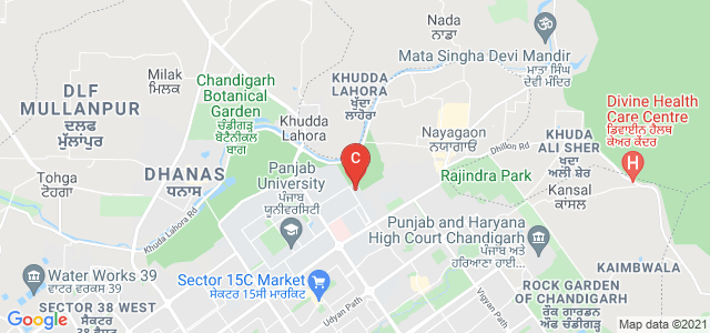 PGIMER Chandigarh, Sector 12, Chandigarh, India