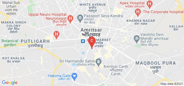 DAV COLLEGE, Hathi Gate, Katra Ahluwalia, Amritsar, Punjab, India