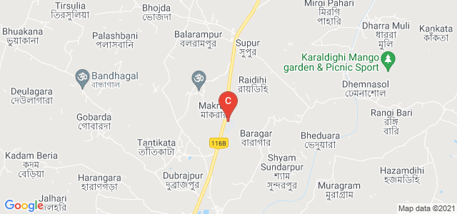 Khatra Adibasi Mahavidyalaya, Makrara, Bankura, West Bengal, India