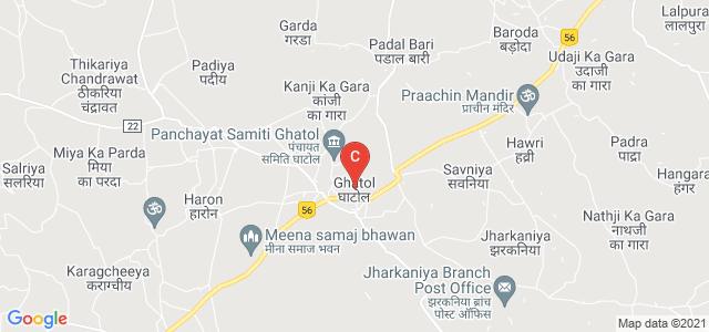 Ghatol, Banswara, Rajasthan, India