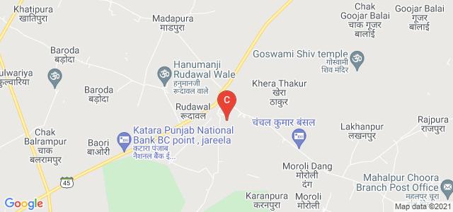 RAJESH PILOT COLLEGE, REUDAWAL, Rudawal, Rajasthan, India