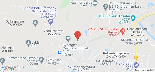 Vignan's Institute Of Information Technology, Block D, Gajuwaka, Visakhapatnam, Andhra Pradesh, India