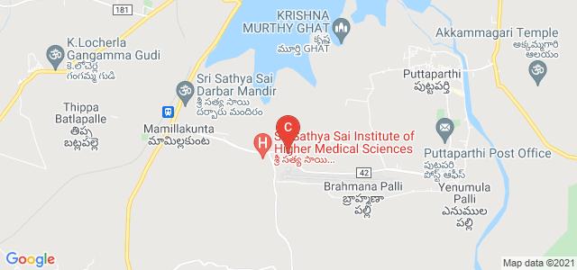 Sri Sathya Sai Institute of Higher Learning, Vidyagiri, Puttaparthi, Andhra Pradesh, India