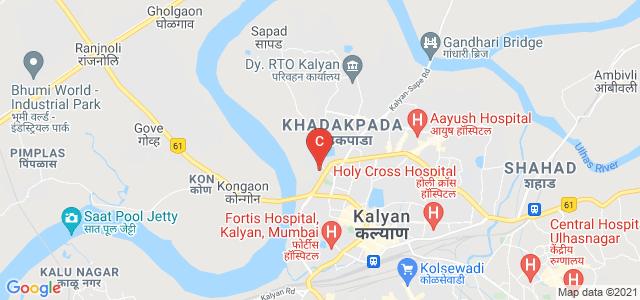 Laxman Devram Sonawane College, Annabhau Sathe Nagar, Khadakpada, Kalyan, Maharashtra, India
