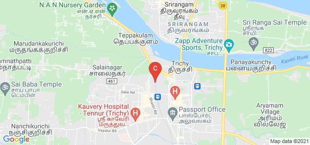 Cauvery College for Women, Annamalai Nagar, Woraiyur, Tiruchirappalli, Tamil Nadu, India