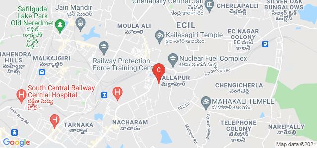 St.Ann's Degree & PG College for Women, Mallapur., May Flower Hights, Vivekananda Nagar, Mallapur, Hyderabad, Telangana, India