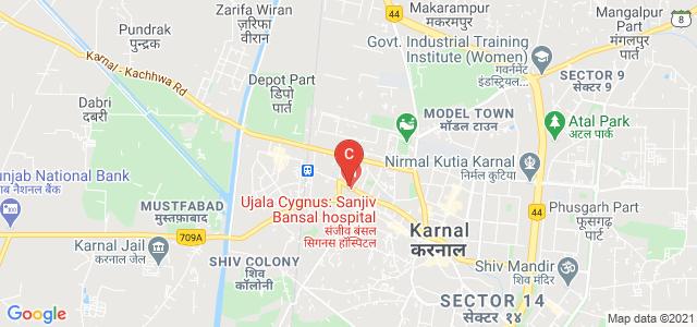Guru Nanak Khalsa College, Azad Nagar, Karnal, Haryana, India