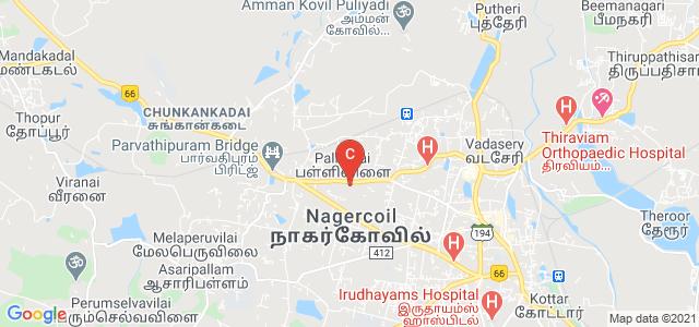 Pioneer Kumaraswamy College, Pleasant Nagar, Nagercoil, Tamil Nadu, India