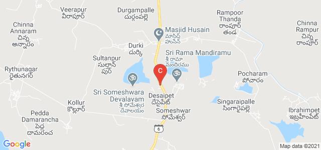 S.R.N.K Govt. Degree College, Desaipet, Telangana, Barato