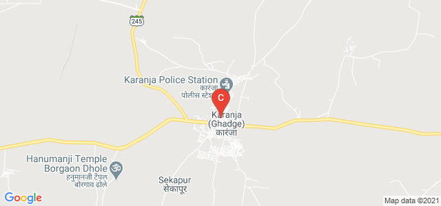 Karanja (Ghadge), Maharashtra 442203, India