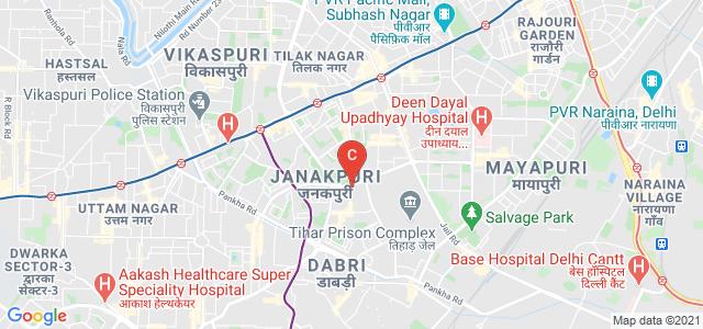 Maharaja Surajmal Institute, Janakpuri, New Delhi, Delhi, India