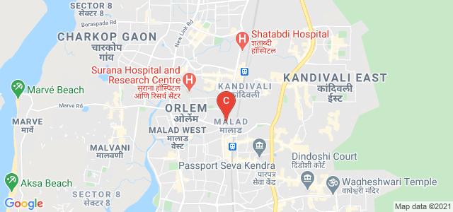 Nagindas Khandwala College, Govindji Shroff Marg, Mahavir Nagar, Malad West, Mumbai, Maharashtra, India