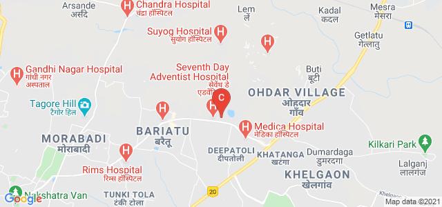 Metas Adventist College, Bariatu Road, Bargain Village, Ranchi, Jharkhand, India