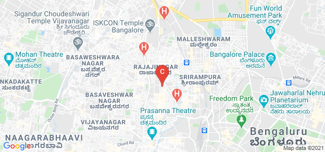 Government First Grade College, P and T Main Rd, 2nd Block, Rajaji Nagar, Bengaluru, Karnataka, India