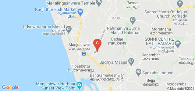 Govinda Pai Memorial Government College, Manjeshwar, Kerala, India