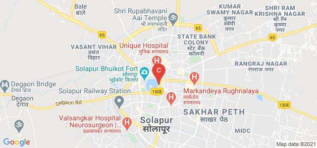 K.N. Bhese Arts, Science Commerce College, Taluk, Sidheshwar Peth, Solapur, Maharashtra, India