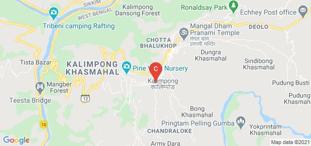 Kalimpong College, Kalimpong Khasmahal, Kalimpong, Darjeeling, West Bengal, India