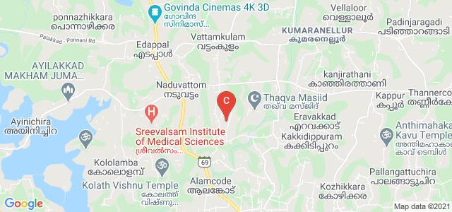College Of Applied Science,Vattamkulam, Nellissery, Vadakkanthara, Palakkad, Kerala, India