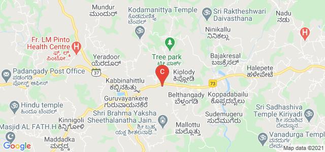 ST. THOMAS College - KALPATHARU EDUCATION TRUST, Mangalore - Dharmastala Highway, Belthangady, Karnataka, India